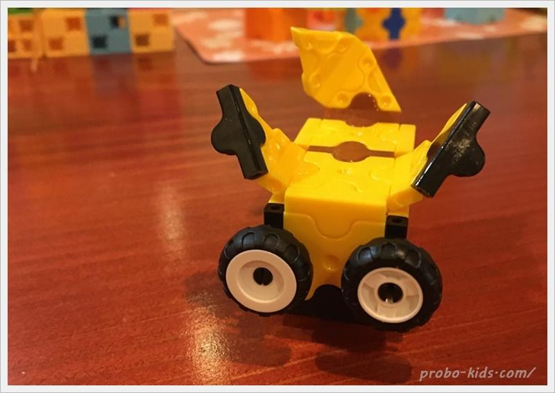 5歳の娘が作ったピカチュウ