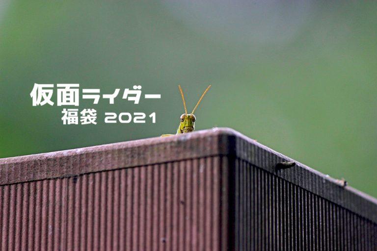 仮面ライダー福袋2021